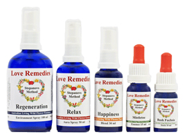 Love Remedies Sortiment neu